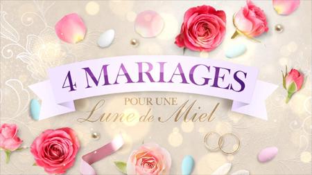 Visuel du programme 4 Mariages pour une lune de miel