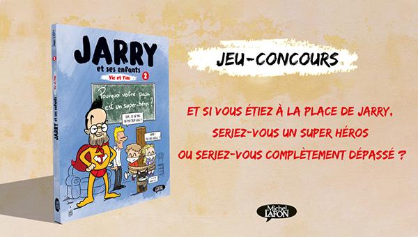 L'album de Jarry avec TF1 & Vous
