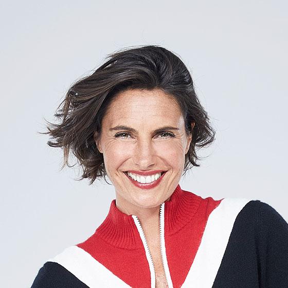 Alessandra Sublet, présentatrice de TF1 : C'est Canteloup