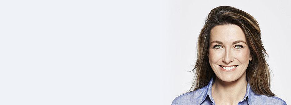 Anne-Claire Coudray, présentateur des JT week-end