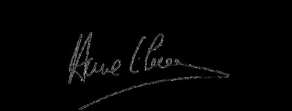 Visuel de la signature d'Anne-Claire Coudray