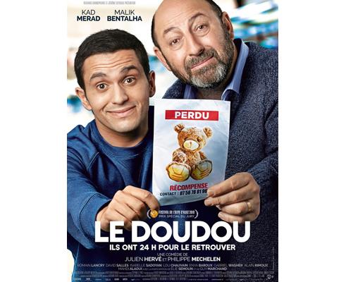 Affiche du film Le Doudou, projection label téléspectateur TF1 & Vous