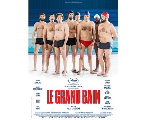 Affiche du film Le Grain Bain, projection label téléspectateur TF1 & Vous