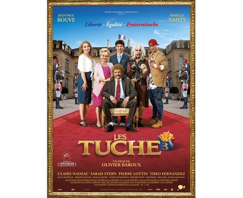 Affiche du film Les Tuche 3, projection label téléspectateur TF1 & Vous