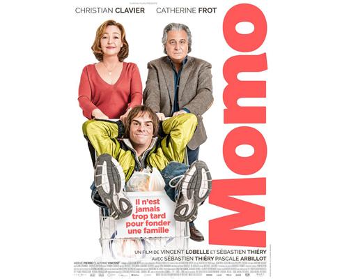 Affiche du film Momo, projection label téléspectateur TF1 & Vous