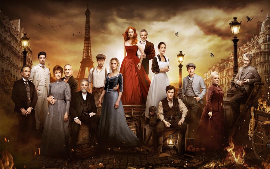 photo promo de la série le Bazar de la Charité