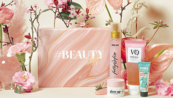 La beauty box by Aufeminin