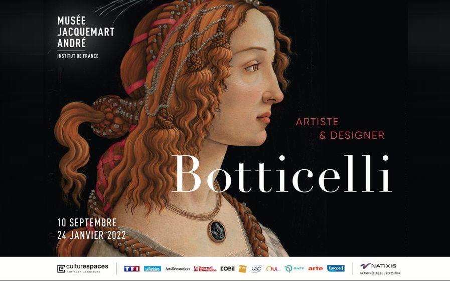 TF1 vous invite à découvrir une exposition unique de Sandro Botticelli