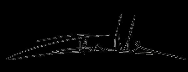 Visuel de la signature de Camille Combal, présentateur sur TF1
