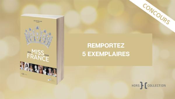 Jeu-concours Miss France sur TF1 & Vous