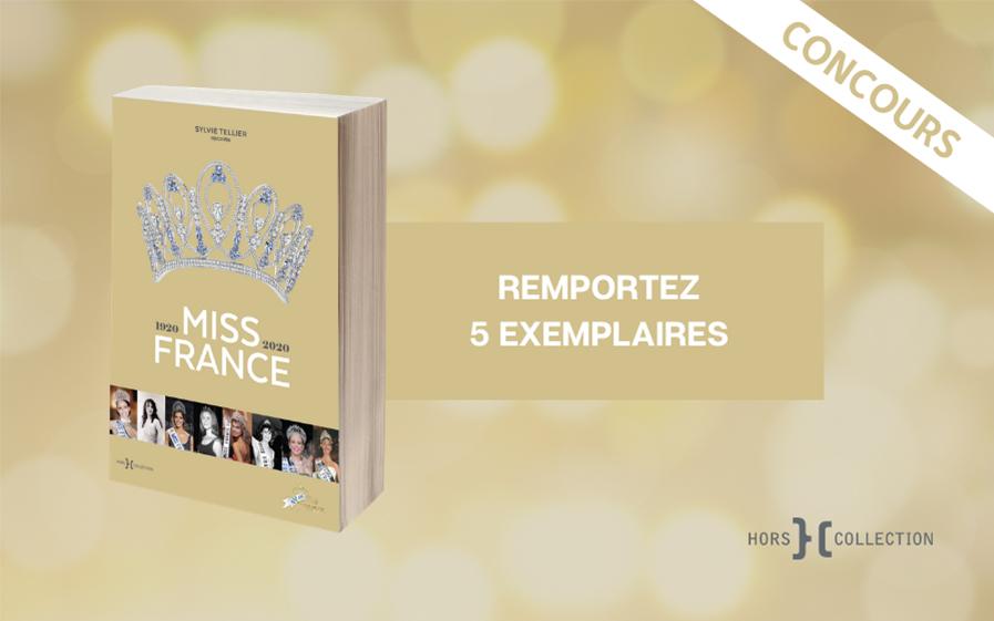 Les 100 ans de Miss France