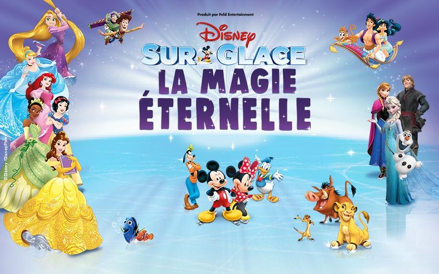 Disney sur Glace-La magie éternelle