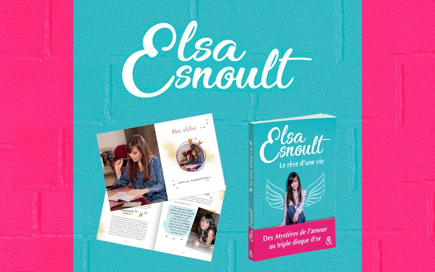 """Tentez de gagner le livre dédicacé d'Elsa Esnoult """"Le rêve d'une vie"""""""