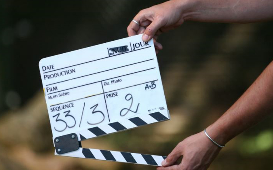 La promesse en tournage dans Les Landes