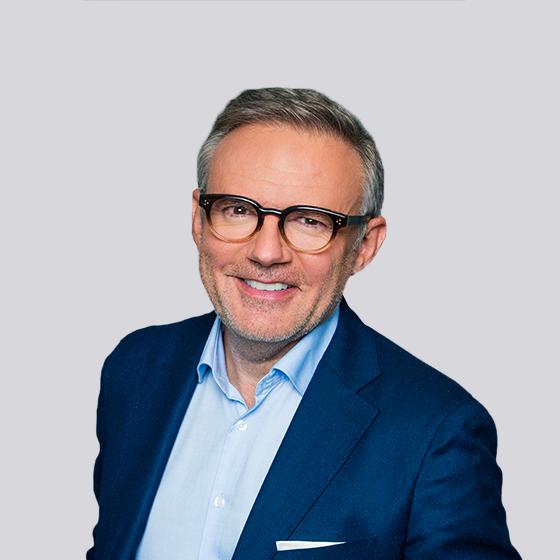 Eric Brunet, journaliste sur LCI