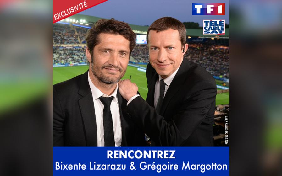Dimanche 16 mai à TF1 lors d'un Face aux lecteurs à TF1