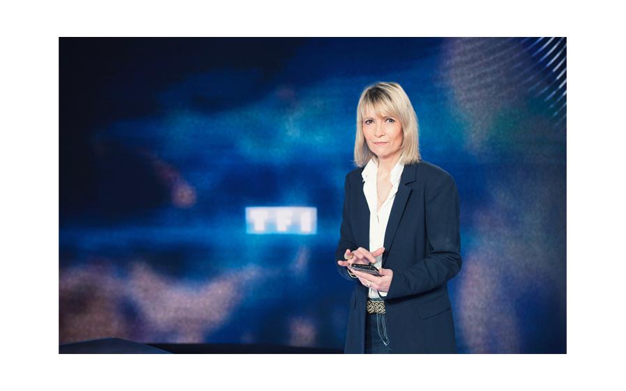 Françoise-Marie Morel, médiatrice de l'Information du Groupe TF1