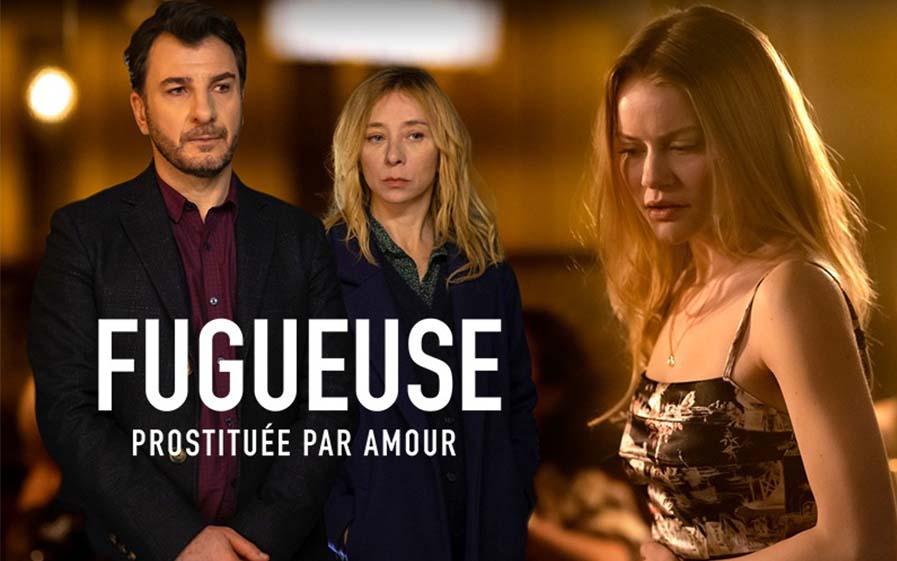 Fugueuse sur TF1