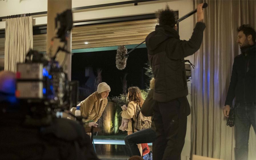 Nouvelle série à suspense est en tournage en Bretagne !