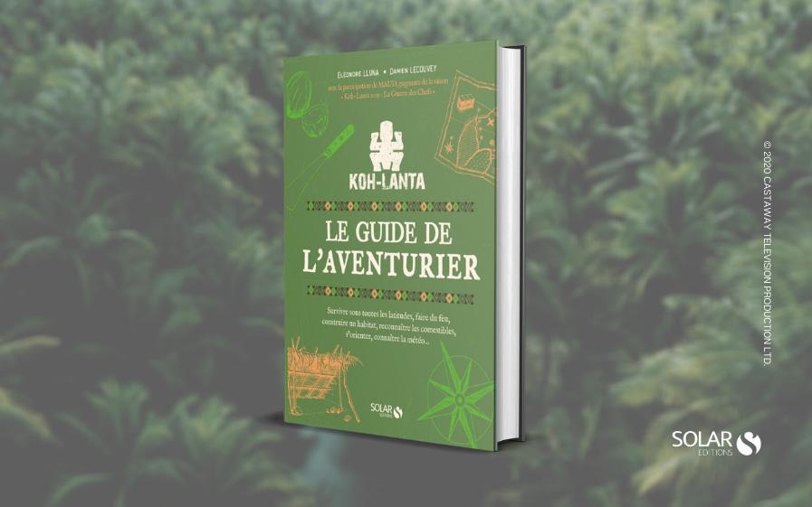 Gagnez Le Guide de l'aventurier « Koh-Lanta »