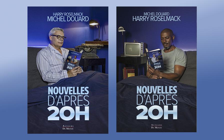 Gagnez le livre dédicacé d'Harry Roselmack et Michel Douard