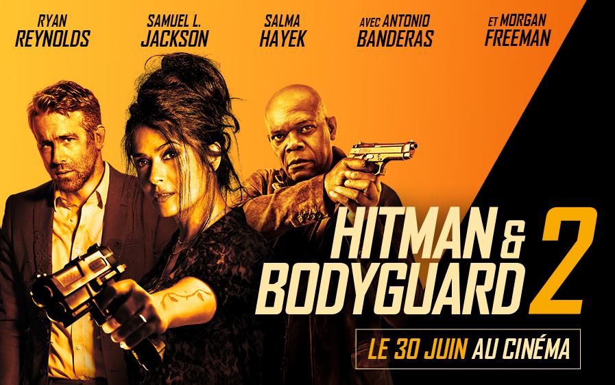 Hitman & Bodyguard 2, jeu-concours sur TF1 & Vous