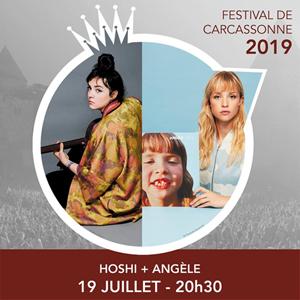 Hoshi et Angèle au Festival de Carcassonne : gagnez vos places avec TF1 !