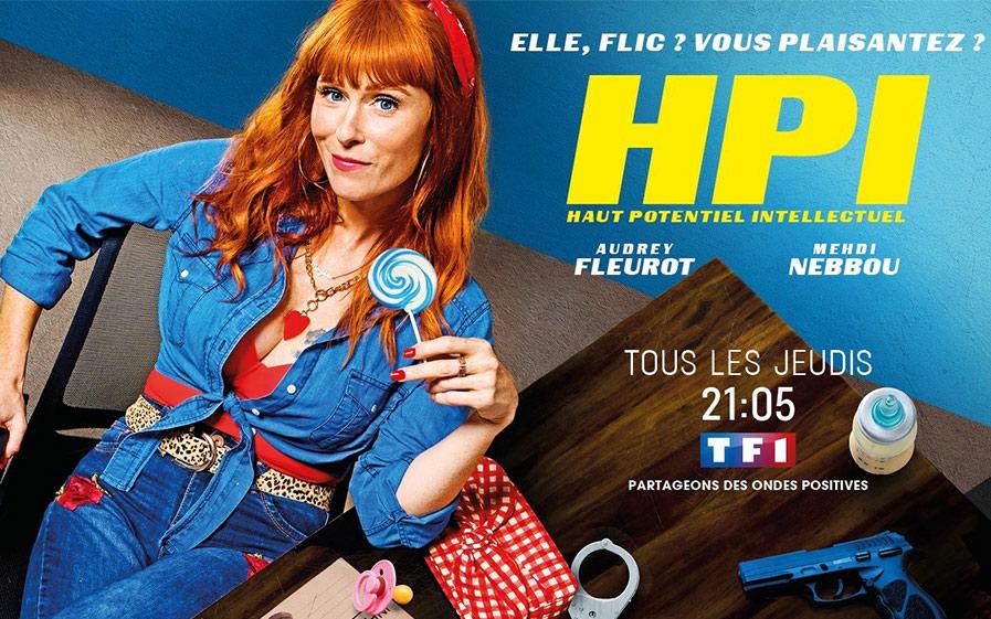 Audrey Fleurot dans HPI sur TF1
