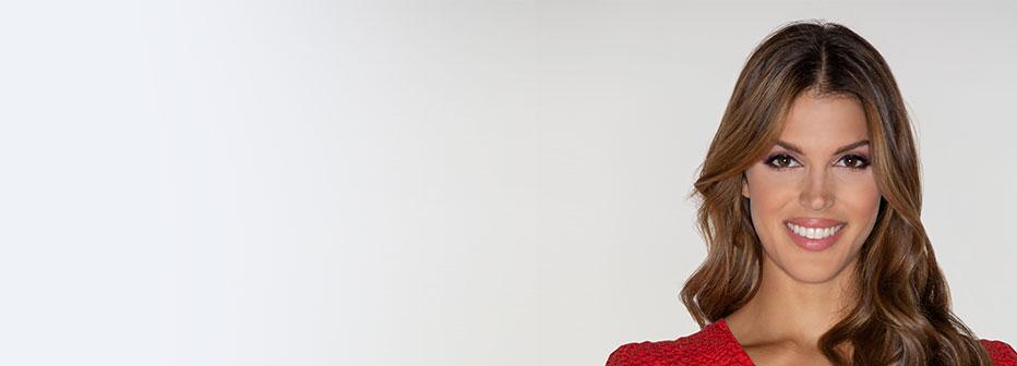 Iris Mittenaere, présentatrice sur TF1