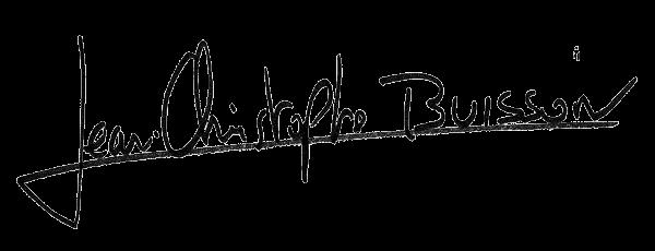 Signature de Jean-Christophe Buisson, journaliste sur la chaîne Histoire