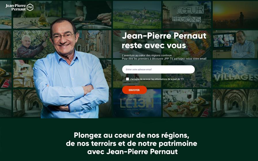 JPPTV de Jean-Pierre Pernaut