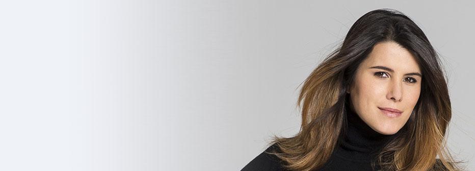 Karine Ferri, présentatrice sur TF1