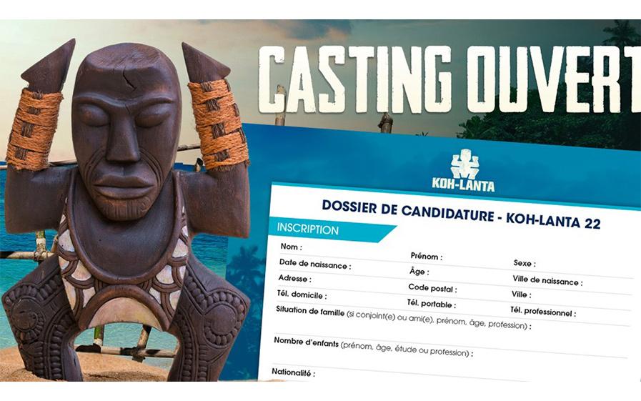 Casting Kol-Lanta décembre 2020