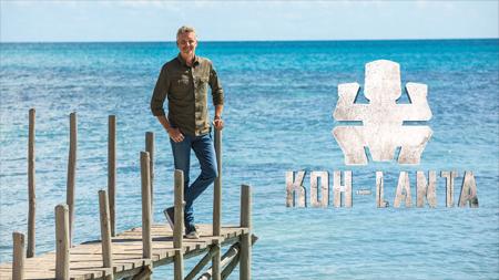 Visuel du programme Koh-Lanta