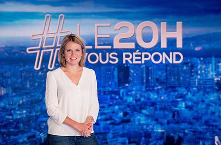 """Garance Pardigon, la rubrique """"Le 20h vous répond"""""""