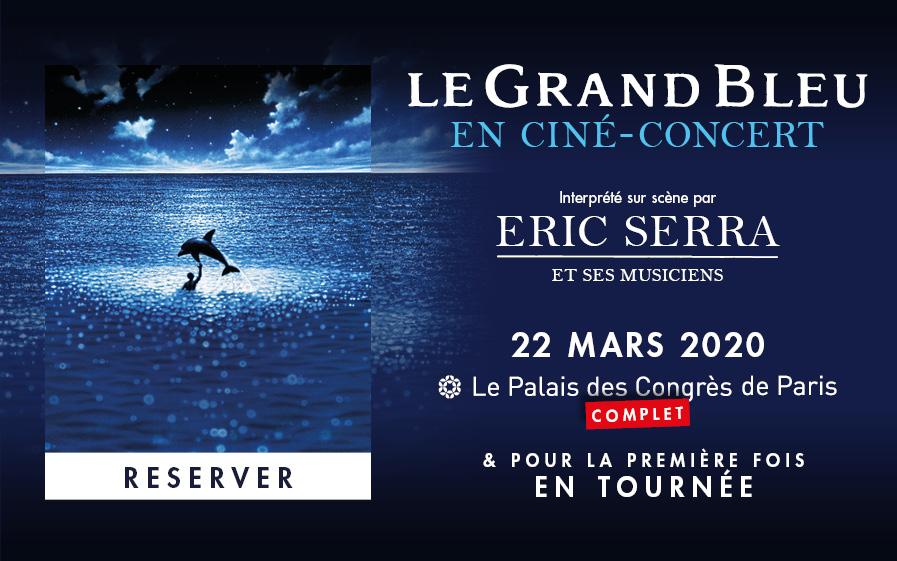 Le Grand Bleu ciné-concert