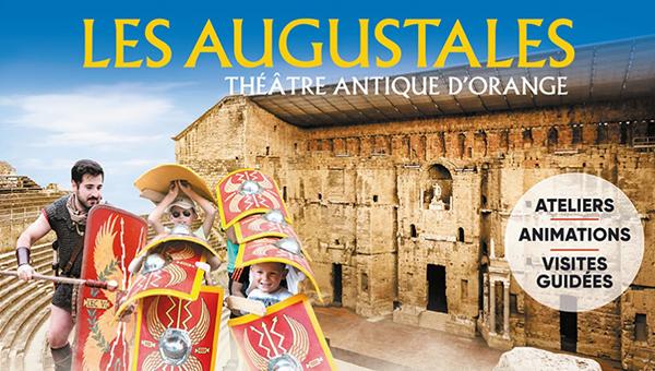 Les Augustales au Théâtre Antique d'Orange