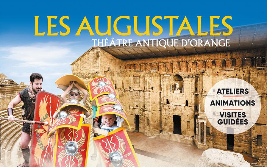 Concours TF1 & Vous, Les Augustales avec Histoire TV