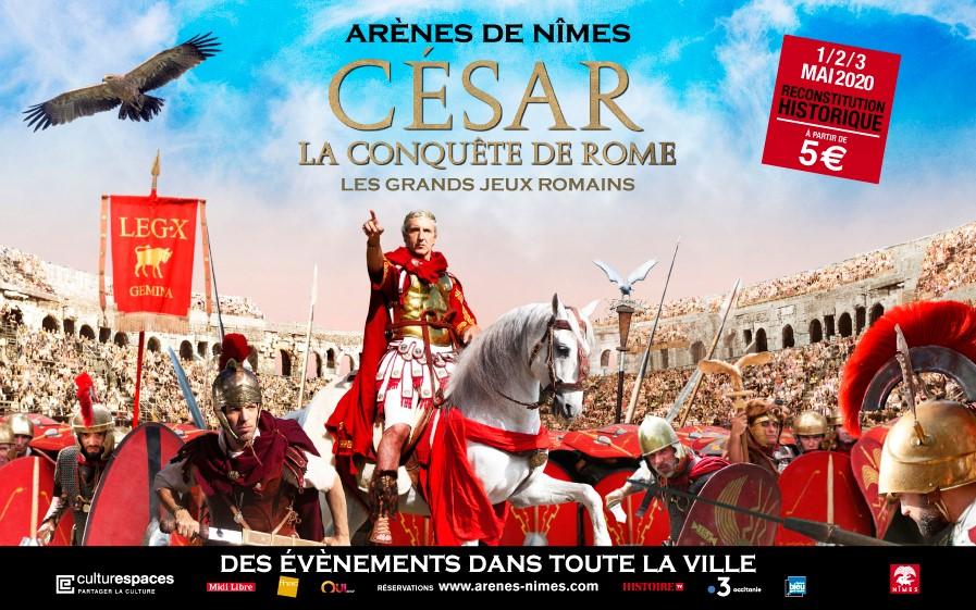 Les Grands Jeux Romains 2020