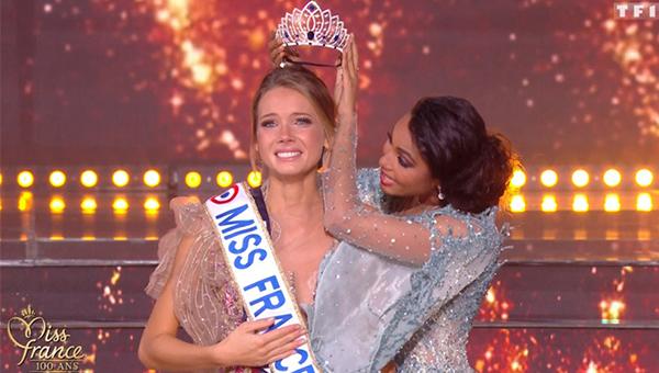 Miss France 2021, Amandine Petit
