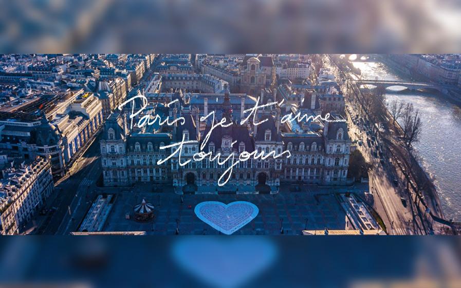 Déclarez votre flamme à la ville de Paris avec My Little Paris