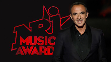 Visuel des Nrj Music Awards