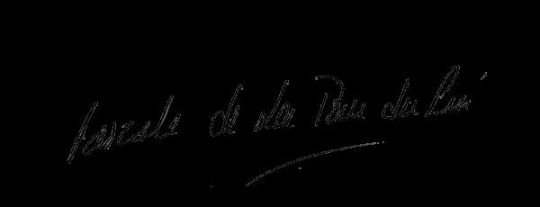 Visuel de la signature de Pascale de La Tour du Pin