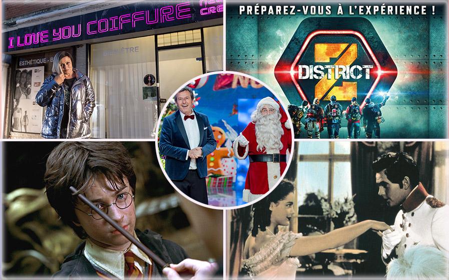 Programmes de Noël 2020 sur les chaînes du Groupe TF1