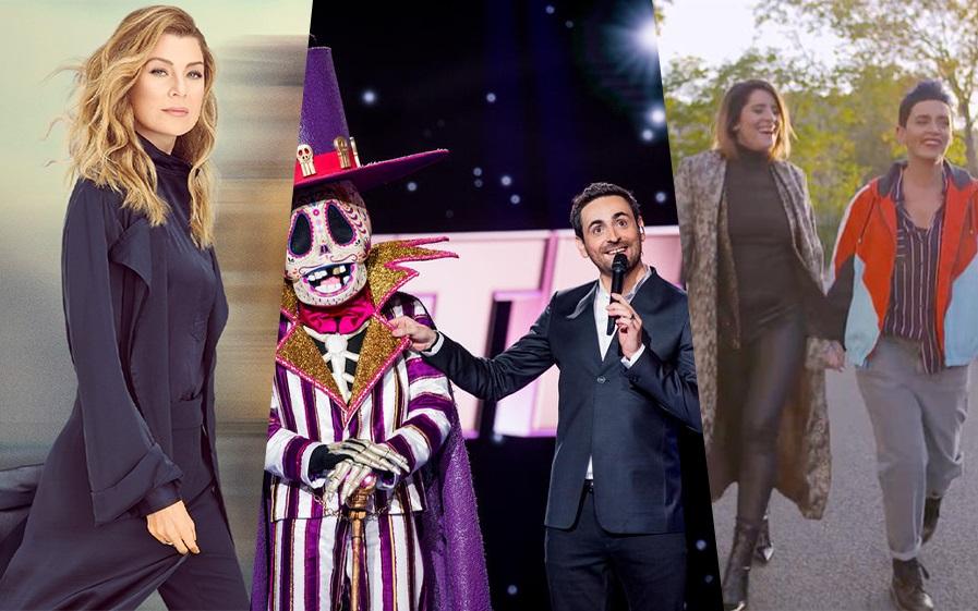Programmes de la Toussaint sur les chaînes du groupe TF1