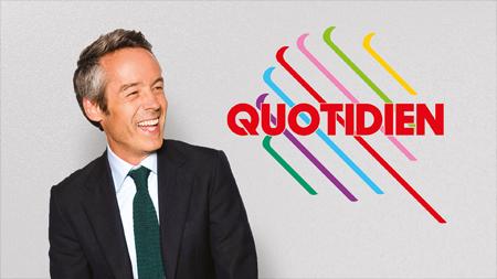 Visuel du programme Quotidien