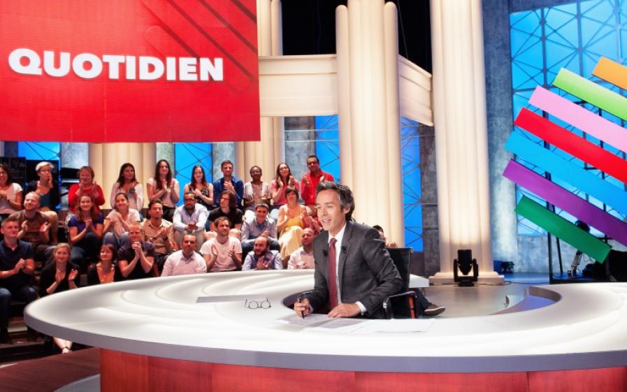 Gagnez vos places dans le public de Quotidien !
