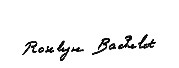 Visuel de la signature de Roselyne Bachelot, présentatrice sur LCI : La République LCI