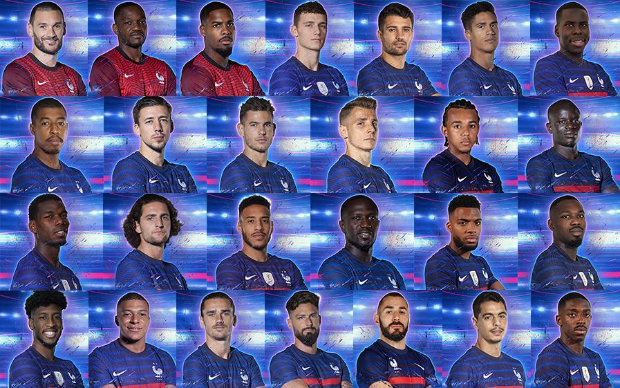 Faites votre équipe type de l'équipe de France !