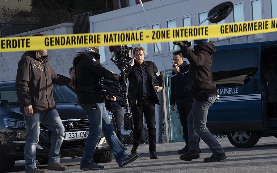 Section de Recherches saison 14 scène de tournage